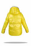 Зимняя куртка женская Freever желтая, фото 6