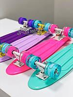 Скейт Пенни борд Penny Board Пенні - пенни борд для девочки