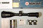 Оптичний приціл Kandar 3-9x50 AOME Польща, фото 2