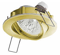 Светильник точечный HDL-DT 03 PG/S