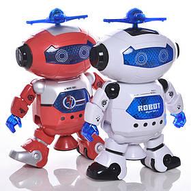 Робот детский Dance   Cветящийся интерактивный робот танцор