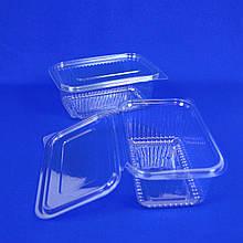 Контейнеры для еды блистерные одноразовые 1000 мл, упаковка — 100 шт