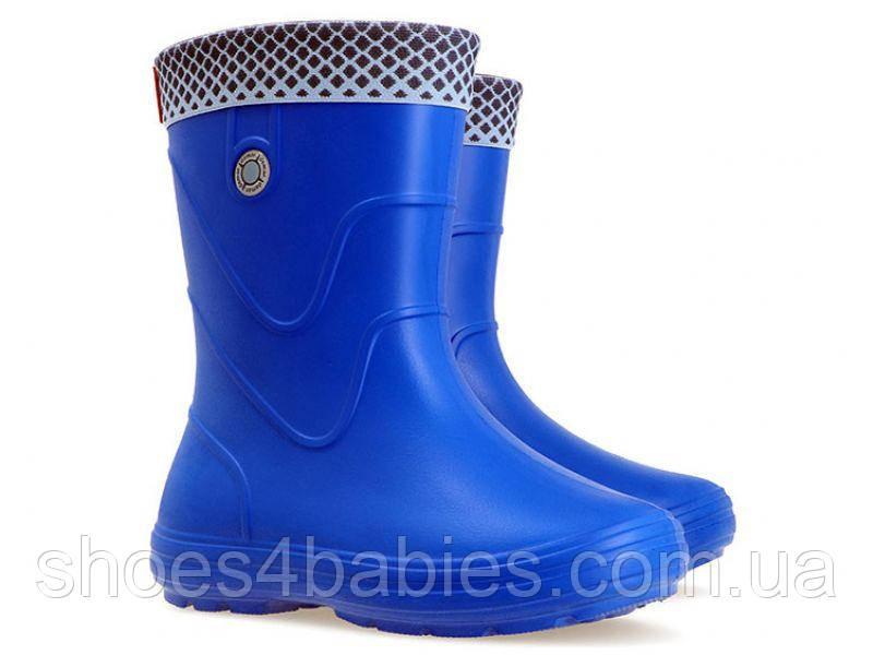 Резиновые сапожки из пены EVA Demar vibes синие