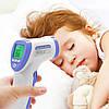 Термометр бесконтактный DT-8826 - электронный инфракрасный градусник, детский медицинский цифровой термометр, фото 3