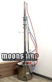 "Ректификационная колонна Moonshine Expert фланец 2"" 27 литров"