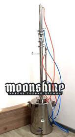 "Ректификационная колонна Moonshine Expert фланец 2"" 120 литров"