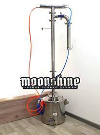 Ректификационная колонна Moonshine Прима Тора  фланец 2 с баком 27 литров