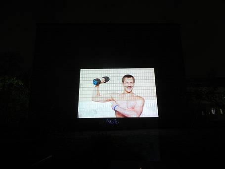 Видеопроектор для проекционной рекламы на здании  «OМP-11», фото 2