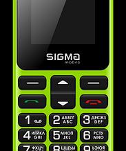 Мобильный телефон Sigma mobile Comfort 50 HIT2020 green (официальная гарантия)