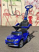 Каталка-толокар Bambi SX 1578-4 Mercedes AMG Синяя