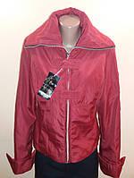 Курточка ветровка женская Fashion 48 Красный ю233, КОД: 1870684