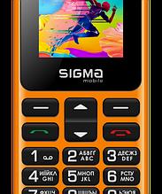 Мобильный телефон Sigma mobile Comfort 50 HIT2020 orange (официальная гарантия)