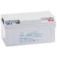 Аккумулятор гелевый 65Ач 12В, модель - AX-GEL-65, AXIOMA energy