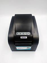 Принтер етикеток Xprinter XP-360B Black