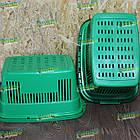 Корзина для покупок 22 л, корзина для товаров пластиковая, фото 8