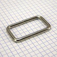 Рамка проволочная 40 мм никель для сумок t4134 (20 шт.)