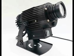Гобо проектор Gobo 6002O светодиодный проектор с 3-мя вращающимися проецируемыми изображениями