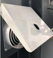 Регулировочная заслонка, для всех типов котлов ATMOS - кроме DC100, DC50SE (новое исполнение), фото 2