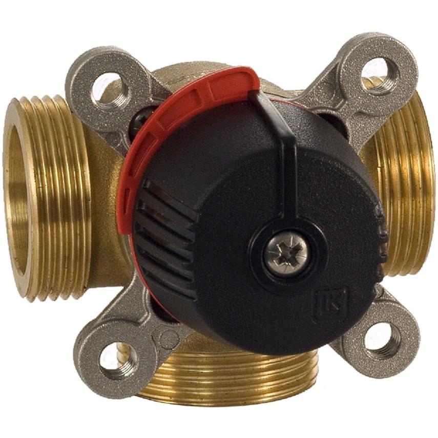 """LK 840 Шунтувальний клапан 1 1/4"""", зовнішня різьба, 8,0 м3/год"""