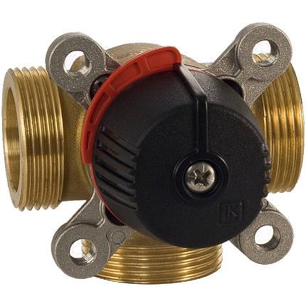 """LK 840 Шунтирующий клапан 1 1/4"""", внешняя резьба, 8,0 м³/ч, фото 2"""