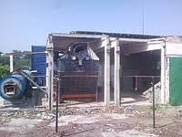 Проектирование производства по изготовлению топливных брикетов (RUF, Nestro, Pinikay) и гранул (пеллет)