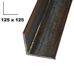 Кутник металевий 125*125