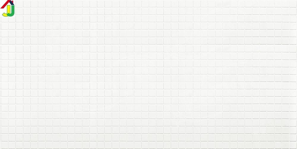 """Панель ПВХ Регул Листовая Мозаика """"Микс Белый"""" Группа А, на стену, на потолок"""