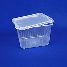 Одноразовые судочки, 2000 мл, упаковка — 50 шт