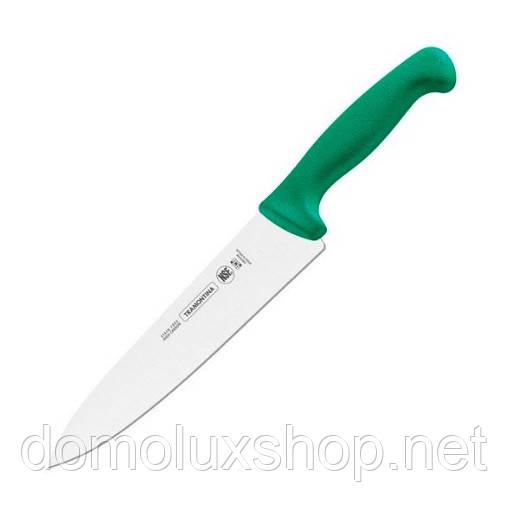 Tramontina PROFISSIONAL MASTER Ніж для м'яса зелений 203 мм (24609/028)
