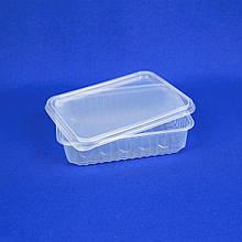 Контейнеры для еды одноразовые 750 мл, упаковка— 50 шт