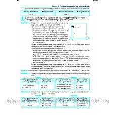 Географія 8 клас. Практичні роботи з географії. Думанська Г.В., Вітенко І.М., фото 2