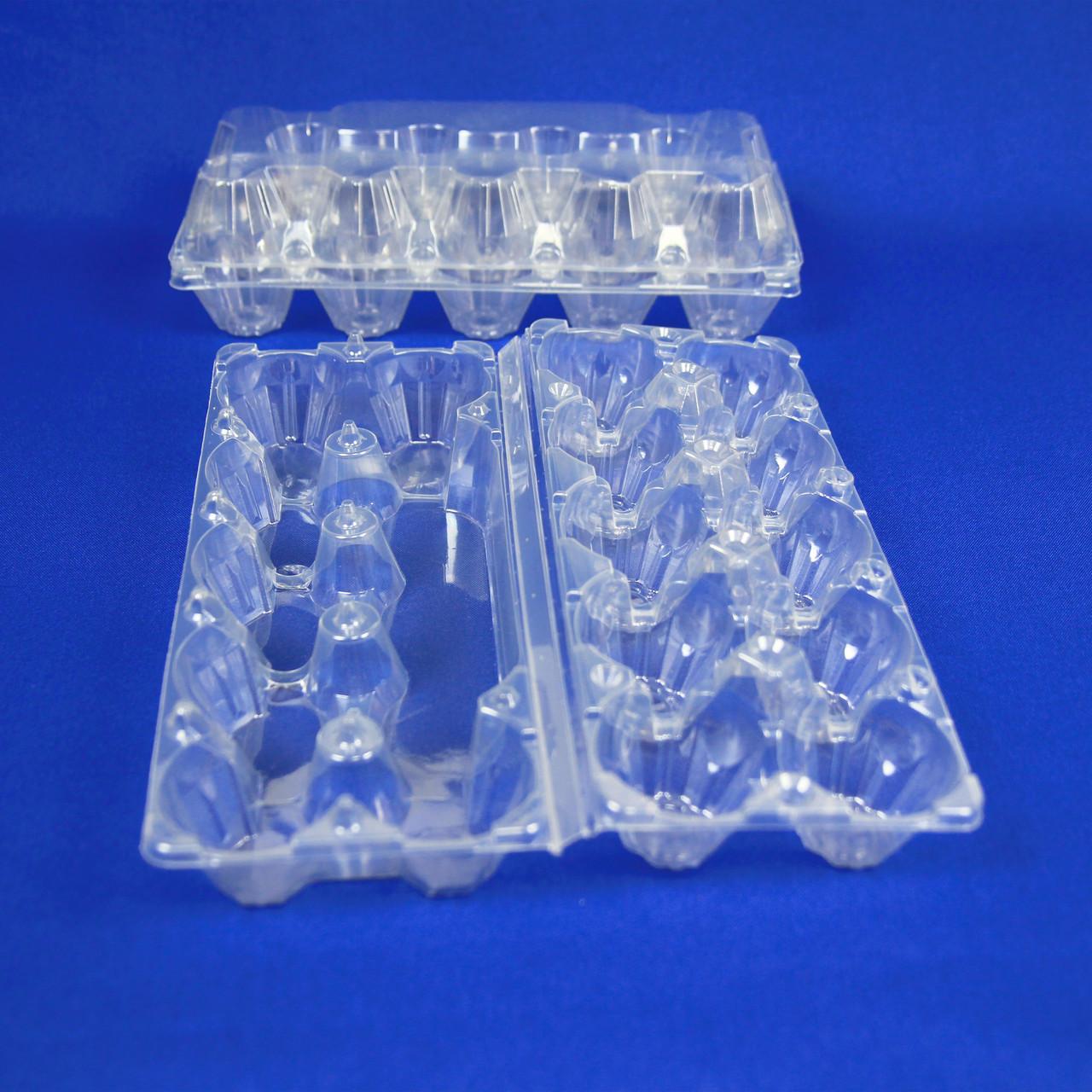 Упаковка для яиц блистерная, упаковка — 10 шт