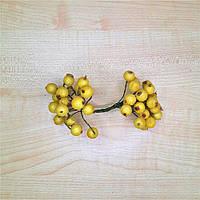 Ягоды сахарные декоративные желтые, фото 1