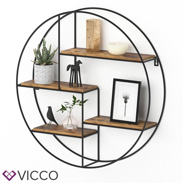 Полиці в стилі loft Vicco Fyrk
