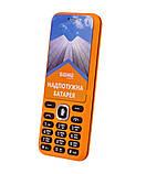 Мобільний телефон Sigma mobile X-Style 31 Power orange (офіційна гарантія), фото 3
