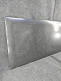 """Керамогранітний обігрівач """"Глянець"""" графітовий 600 Вт, фото 2"""