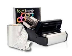 Диспенсер + фольга в рулоні з тисненням Fold Freak Large - Embossed Roll Framar (98 м.) (98000)