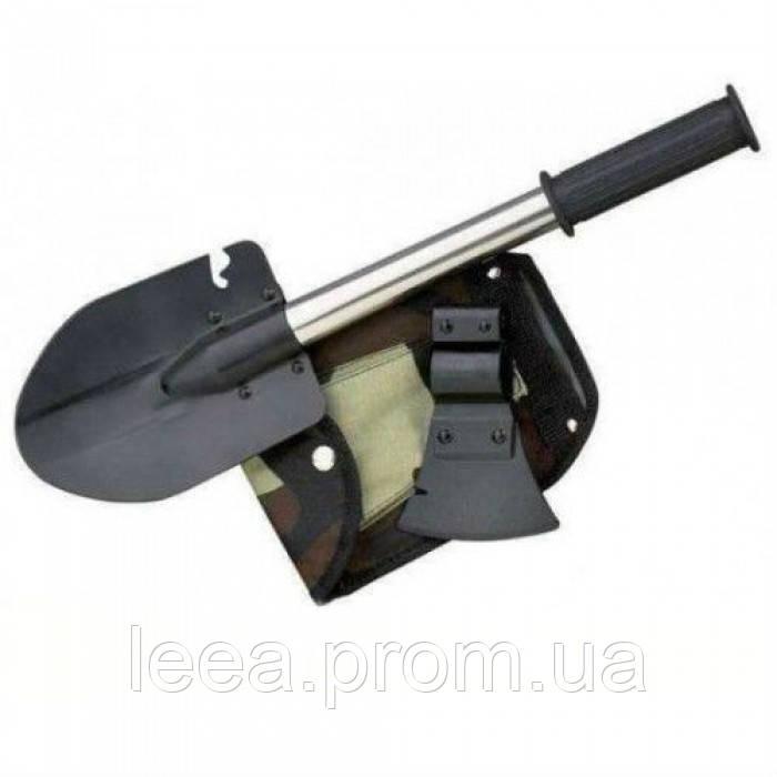 Походный туристический набор 4 в 1 Лопата пила штык топор Сталь
