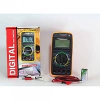 Цифровий мультиметр (тестер) DT9207A