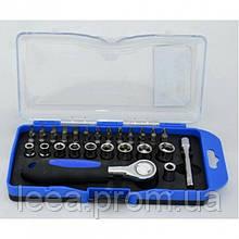 Набор торцевых головок и отвёрточных бит Jinfeng JF-90266