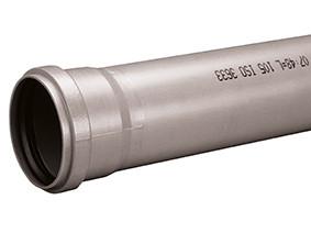 Труба ПВХ внутр. каналізації 110x2,6x1000 (3060712460)