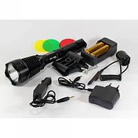 Тактичний ліхтар POLICE BL-Q2800 T6 150000W ліхтарик 1180 Lumen