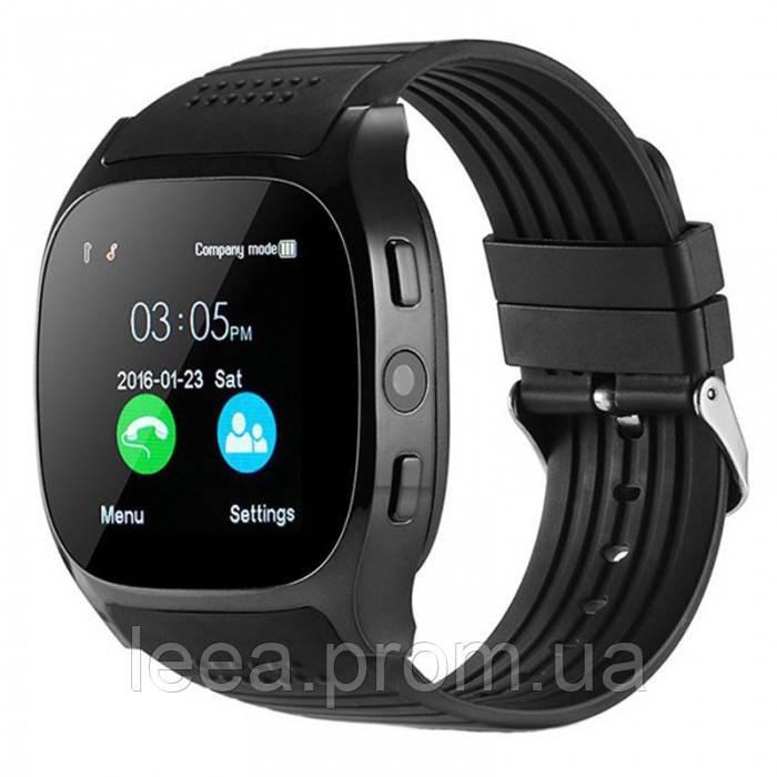 Сенсорные Smart Watch T8 смарт часы умные часы