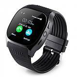 Сенсорные Smart Watch T8 смарт часы умные часы, фото 2