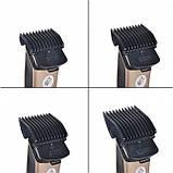 Машинка для стрижки волос Kemei KM-5017, фото 4