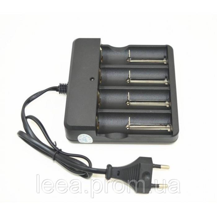 Четырехканальное зарядное устройство MD-484A для 18650 3.7-4,2В зарядка