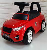 Детская Машинка-Каталка Colorplast Красная 2-005