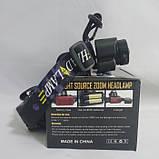 Налобный фонарь BL POLICE 8816 T6 фонарик 1050 Lumen, фото 2