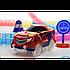 Конструктор DAZZLE TRACKS 187 деталей с пультом управления 425см трасса с гоночной машинкой, фото 2