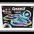 Конструктор DAZZLE TRACKS 187 деталей с пультом управления 425см трасса с гоночной машинкой, фото 7